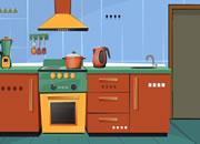 逃離優雅廚房