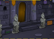 诅咒的石像城堡逃脱