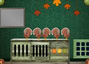 感恩节:绿房子逃脱