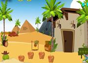 逃离感恩节沙漠
