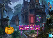 Pumpkin Halloween Escape