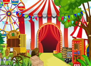 Circus Ringmaster Escape