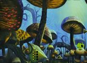 蘑菇森林虫子逃脱