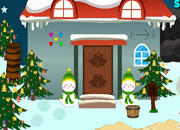 快乐圣诞节逃脱