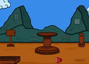 Desert Caveman Escape