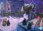 Blithe Snowman Escape