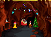 The Christmas Cave Escape