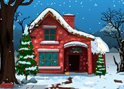圣诞节雪山逃离