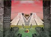 寻找金字塔棕榈叶手札