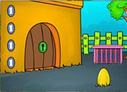 营救大象逃离笼子