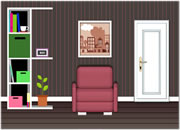 Amajeto Room With Shelves