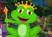 青蛙王逃脱