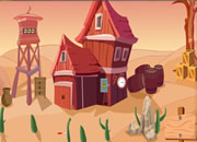 Desert Horse Escape