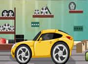 Classy Car Garage Escape