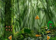 蝴蝶女孩森林逃离