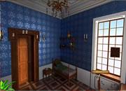 蓝色房间逃脱