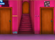 Empty Pink House Escape