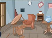Collapsed Room Escape