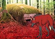 红狼森林逃离