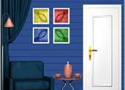 彩色房间:海洋蓝