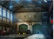 逃出废弃的仓库