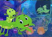 绿色蚂蚁救援