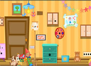 Kids Toy Room Escape