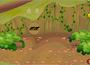 逃离绿山-