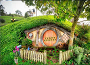 Hobbit Hole Escape