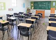 逃离中学教室