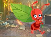 叶子蚂蚁逃脱
