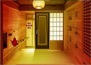 传统日本房间逃脱-