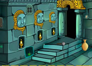 吴哥窟蛇神殿逃脱