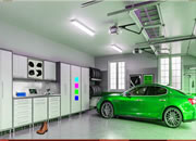 Luxury Car Garage Escape
