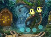 石器時代山洞男孩逃脫