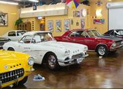 Classy Car Showroom Escape
