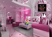 Baby Pinky Room Escape