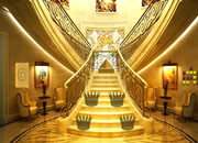 Incredible Golden House Escape