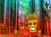 Dreamy Tiki Forest Escape