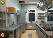 厨房厨师逃脱