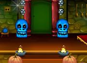 Halloween Witch Door Escape