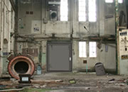 逃離廢棄工廠