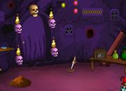 Halloween Haunted Door Escape