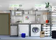 逃出洗衣室