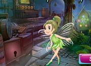 Green Fairy Girl Escape