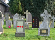 Villagers Light Graveyard Escape