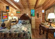 Wood Cabin House Escape