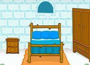 逃离冰封城堡