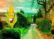 感恩节玉米地逃脱