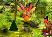 南瓜火鸡森林逃离